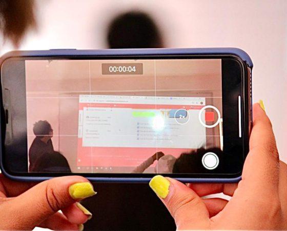 Capacitación para educación en línea en tiempos de COVID-19