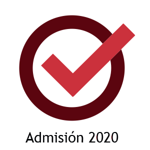 admisiones 2020 CEI