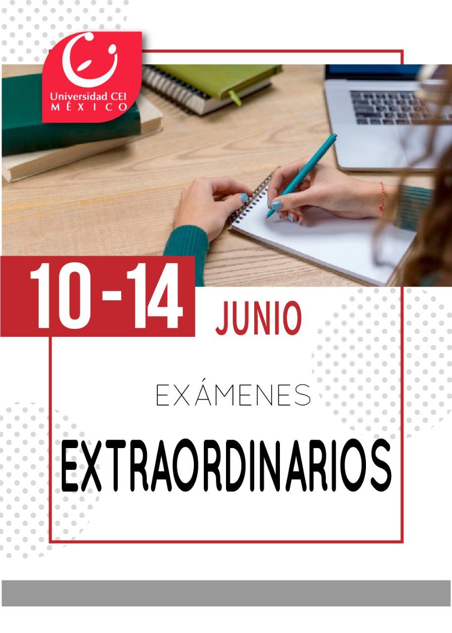 exámenes junio CE